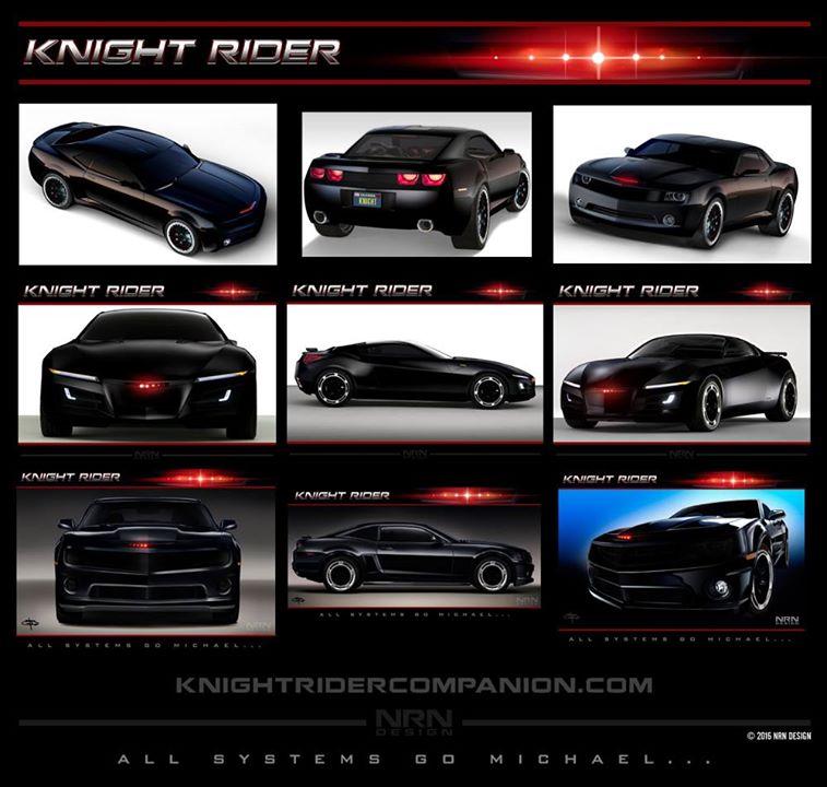Knight Rider Polska - Serwis serialu Nieustraszony [Artykuły]