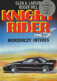 KNIGHT RIDER Morderczy interes